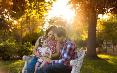 San Francisco Family Photographer | Fall Photography Locations
