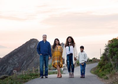Sunset family photo session San Francisco