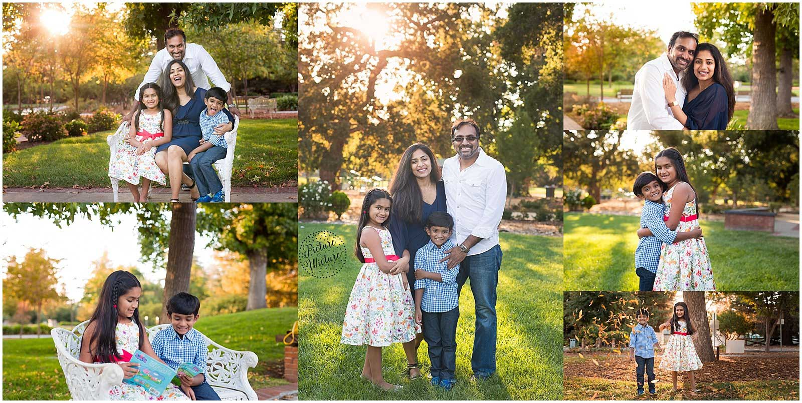 Menlo Park and Atherton Family Portraits in Holbrook-Palmer Park