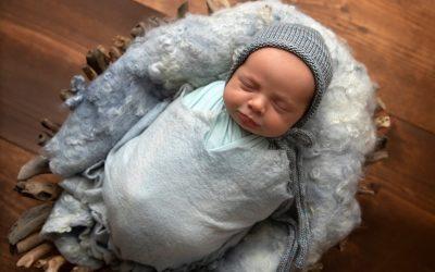 Little Prince | Bay Area Newborn Photographer
