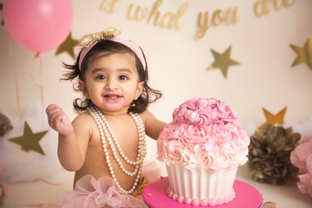 cake smash palo alto photographer
