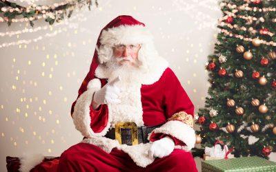 Bay Area Photographer | The Santa Experience