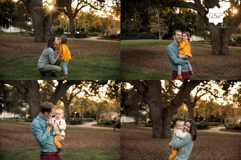 Bay Area Photographer captures family portraits